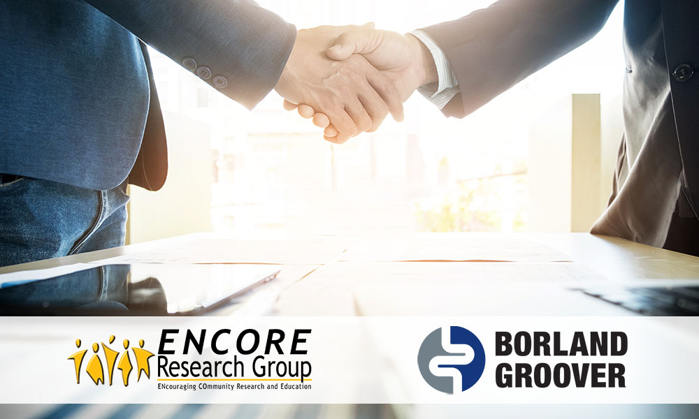 Encore Borland Groover Clincal Research