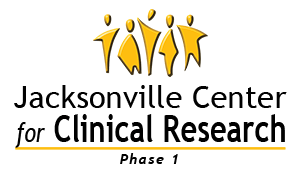 Jacksonville Center for Clinical Research Phase 1