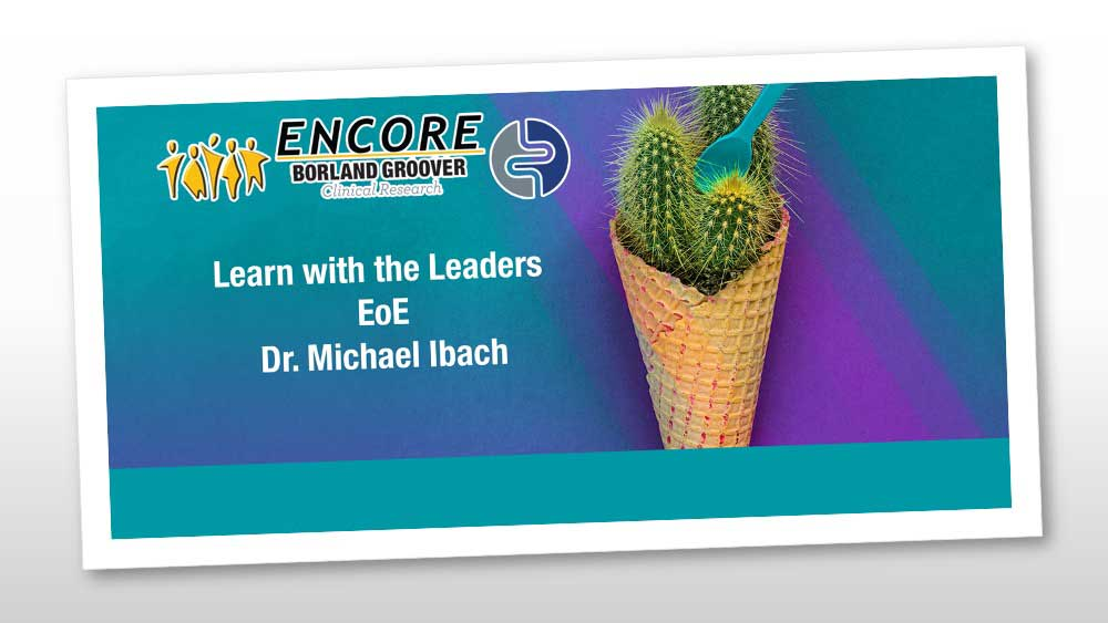 Eosinophilic Esophagitis Learning With The Leaders Powerpoint